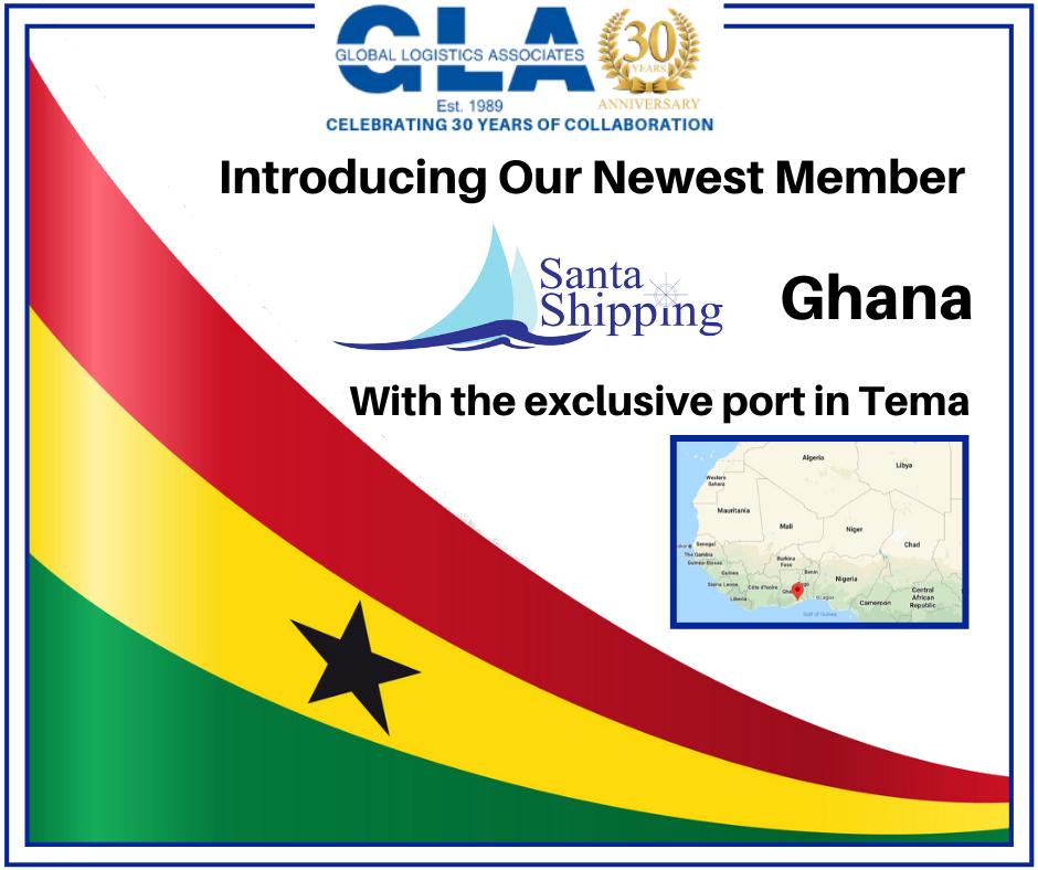 GLA Member Santa Shipping