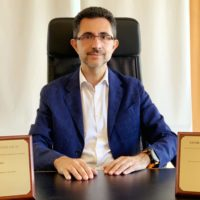 Treasurer Enrico De Luca