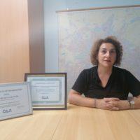 Vice President Agnes Kartsaklis