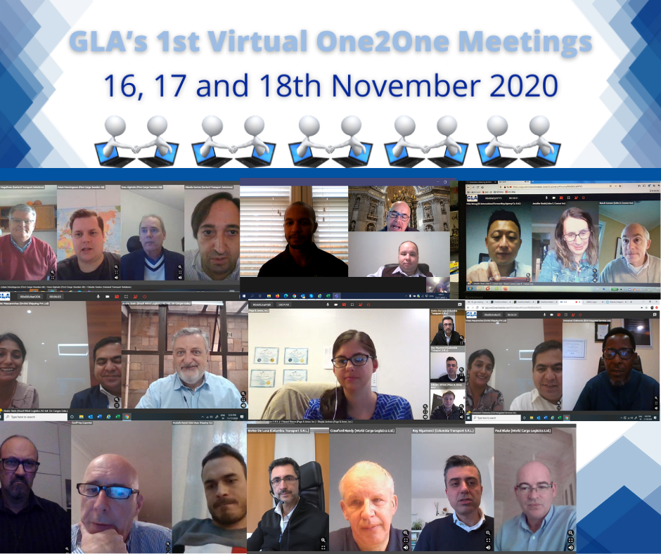 GLA One2One meetings