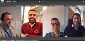 GLA Italy meeting